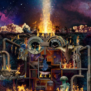 "Flying Lotus Fuses Atmospheric Beats and Experimental Sound Design on New Album ""Flamagra"""