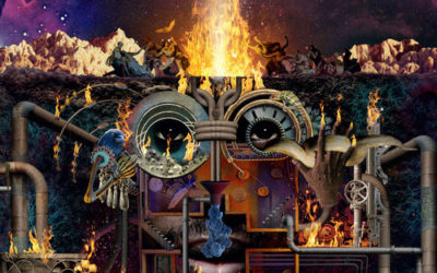 """Flying Lotus Fuses Atmospheric Beats and Experimental Sound Design on New Album """"Flamagra"""""""