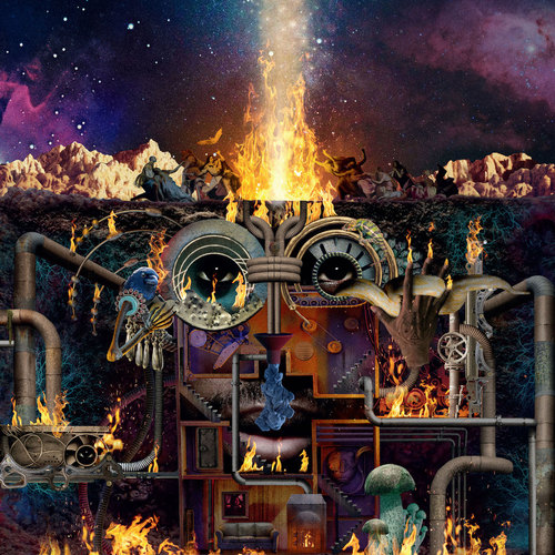 "FLYING LOTUS RELEASES ""FLAMAGRA"""