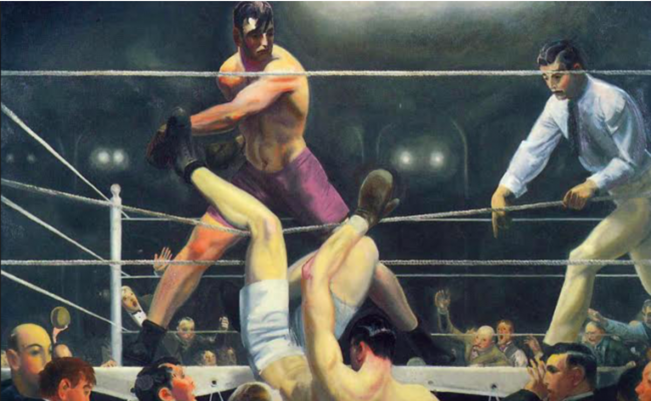 American Realism: The First Vanguard Art Movement from the US
