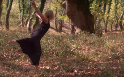 JOHNO BLENDS jAZZ, ROBERT FROST AND CONTEMPORARY DANCE IN NEW VIDEO