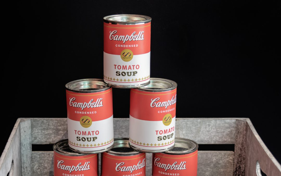 5 THING YOU DIDN'T KNOW ABOUT WAHROL'S SOUP CANS