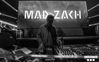 Low Frequency Textures and Hypnotic Melodies Shine in Mad Zach's Fortress EP